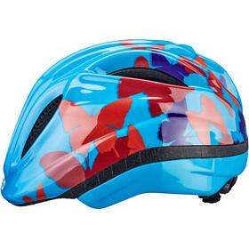 KED Meggy II Trend Helm Kinderen, butterfly/blue